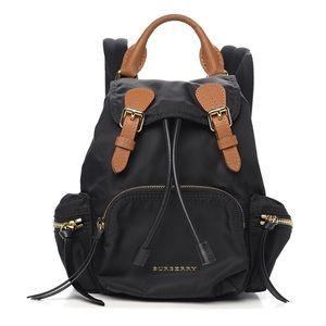Burberry technical rucksack